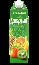 Сок «Добрый» мультифрут