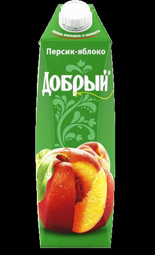 Сок «Добрый» персиковый