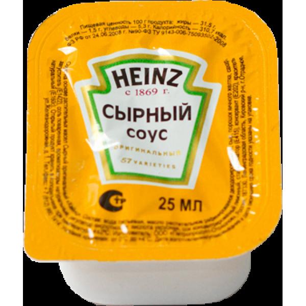Сырный соус «Хайнц»
